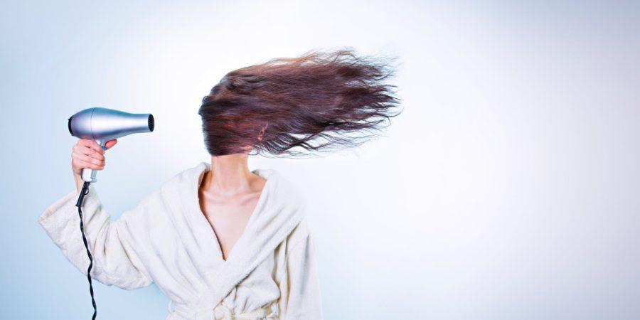 De lækre hårprodukter på hotellerne
